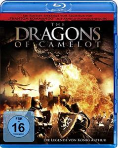 THE DRAGON OF CAMELOT BLURAY  Rp.50.000,-
